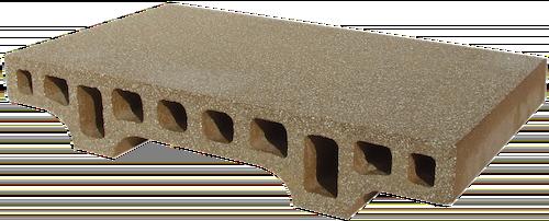 Kiln car refractory stiff extrusion 05