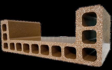 Kiln car refractory u cassettes 06