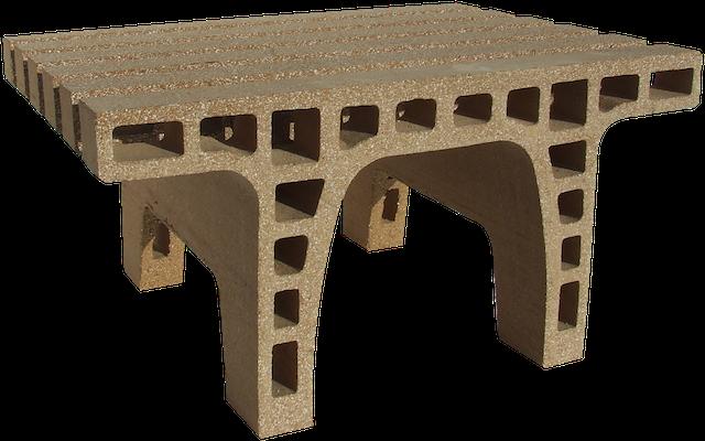 Refractory clay campo brick 0