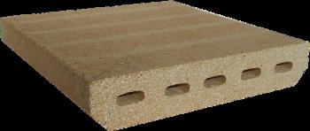 Refractory clay campo brick 6