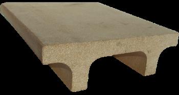 Refractory clay campo brick 7